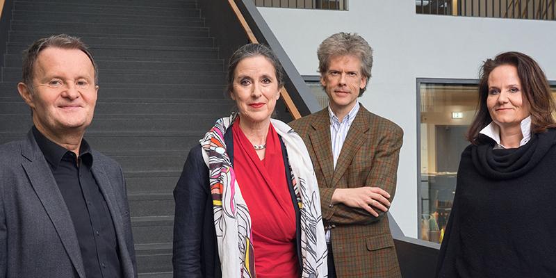 Neue Rektoren Uni Mozarteum