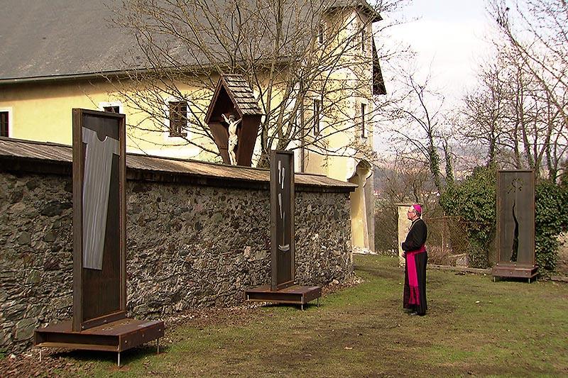 Bischof Schwarz zum Ostersamstag