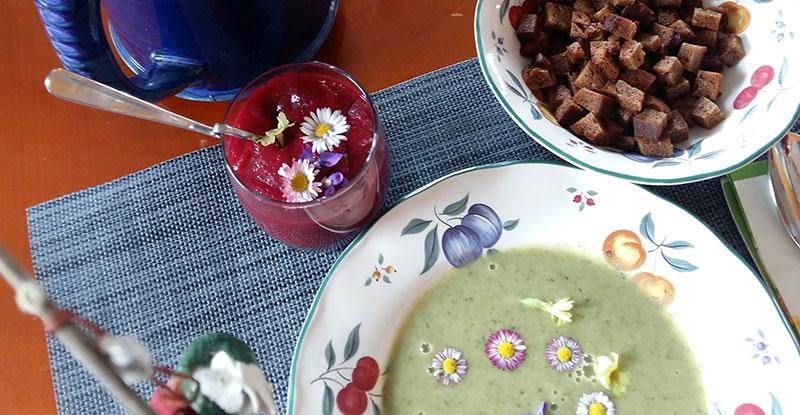 Gründonnerstagssuppe Ostern Rezept