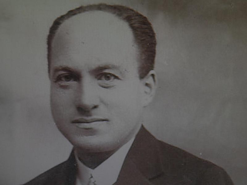 Portrait Rudolf Pewny