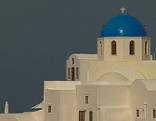 Typisch griechisches Gebäude