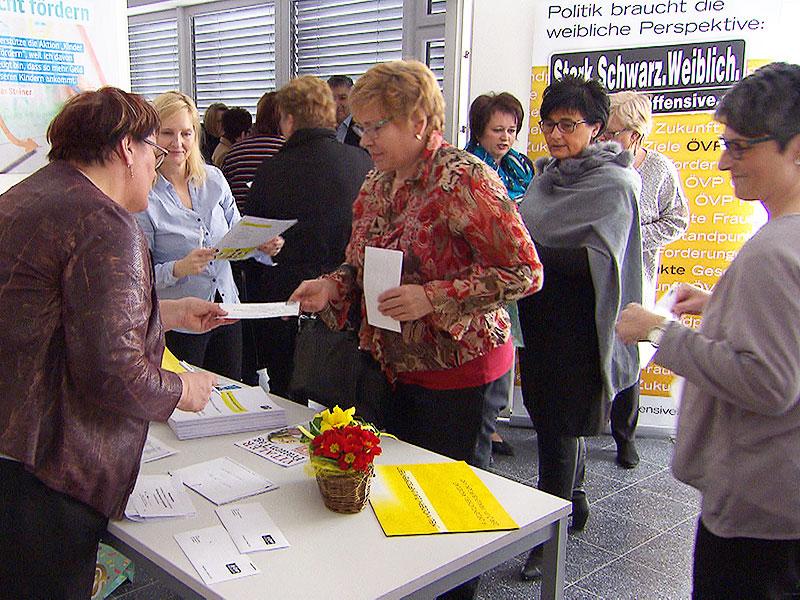Landestag ÖVP Frauen