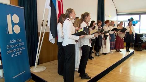 Estnische Community in Österreich