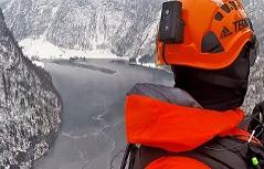 Schneeschuhwanderer tödlich abgestürzt