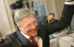 Jubel Kaiser SPÖ Sieg