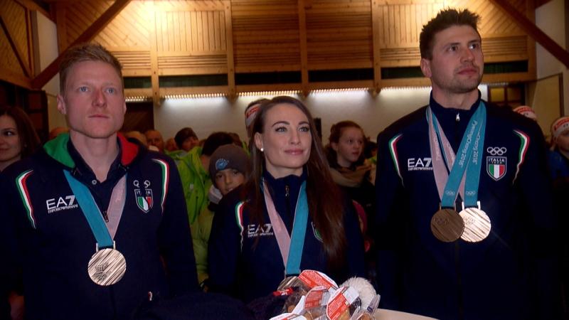 Verlobungsring Aus Olympiamedaille Tirol Orf At