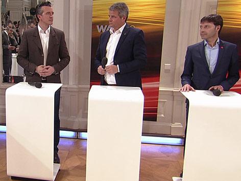 Landtagswahl Kärnten 2018 Darmann Köfer Morgenstern
