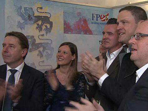 Landtagswahl Kärnten  2018 ÖVP