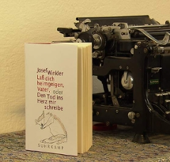 Josef Winkler 65 Geburtstag neues Buch
