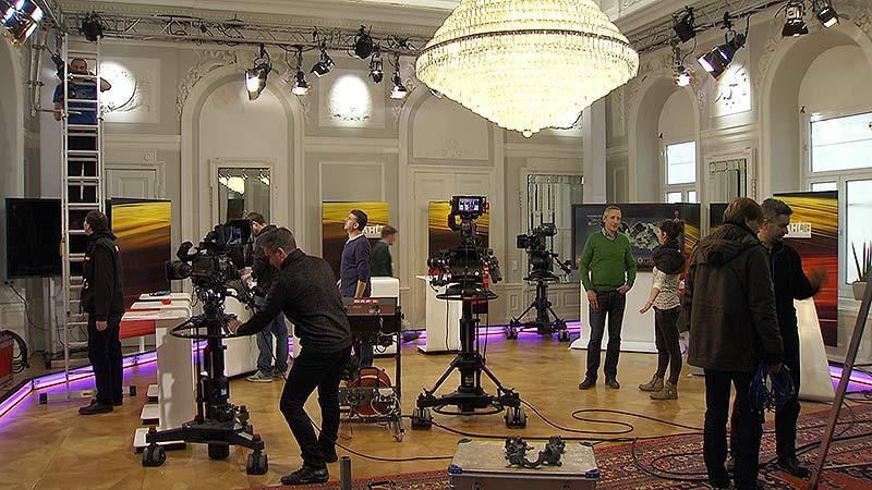 Making of Landtagswahl