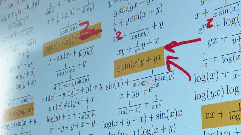 Modellierung Hagenberg Simulation Formeln Tafel