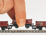 Modelleisenbahn Holding Spur N Güterwagen