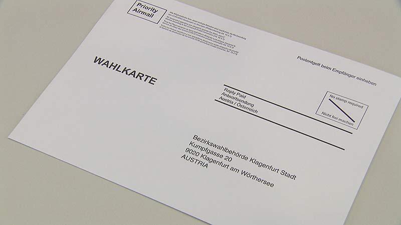 Wahlservice Landtagswahl Kärnten