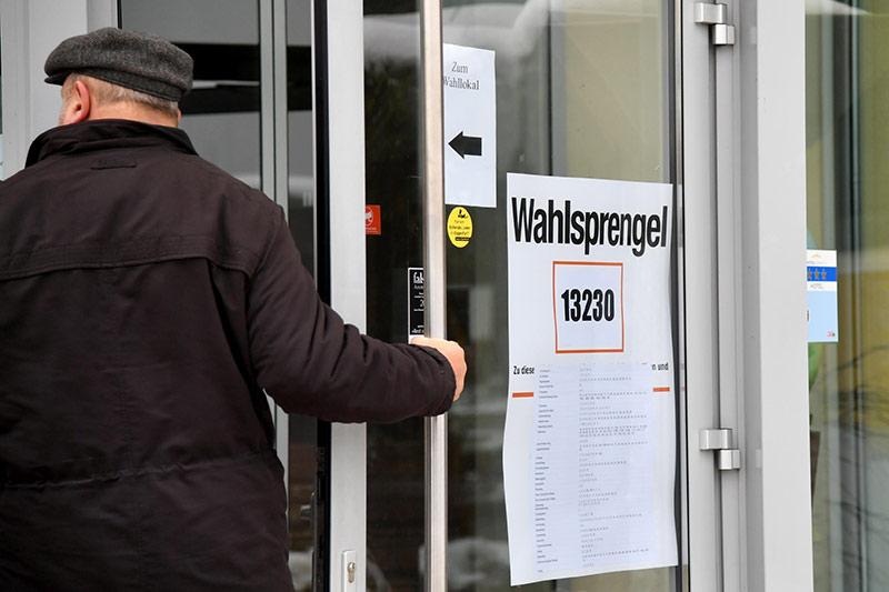 Landtagswahl Kärnten 2018 Wahllokal Symbolbild