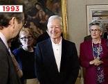 ehemalige US Präsident ist zu Besuch in Burgenland - Jimmy Carter