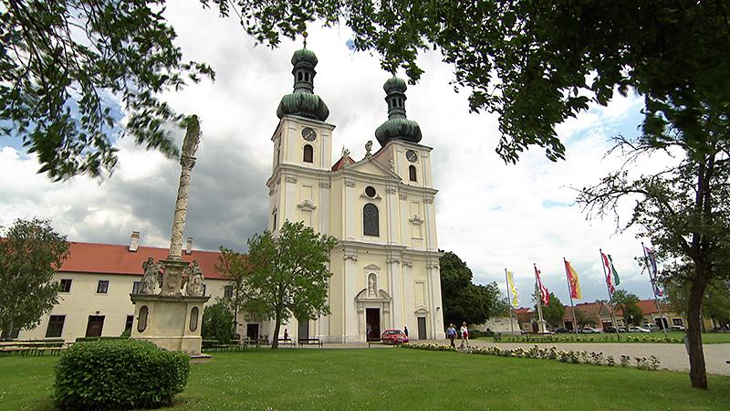 Archäologische Grabungen im Kloster Frauenkirchen