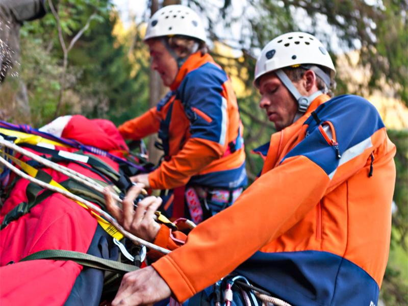 Einsatzrekord bei Bergrettung