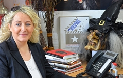 Gabriele Neudecker Regisseurin aus Köstendörf
