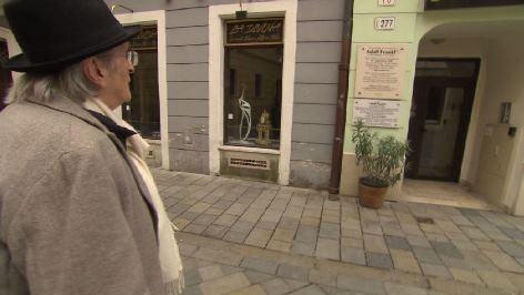 Jüdisches Bratislava | Thomas Frankl