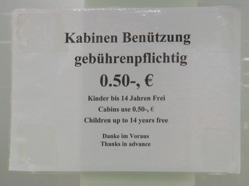 Toiletten Wiener Linien