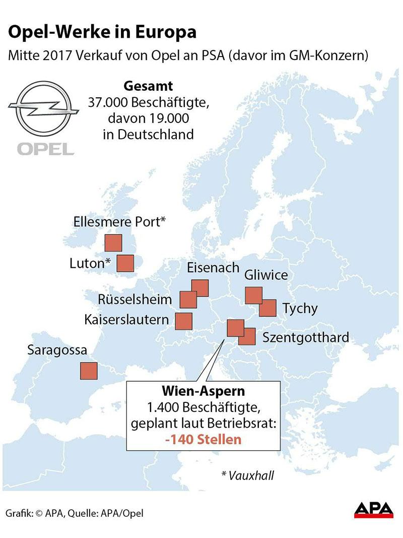 Opel Streicht Rund 140 Jobs Wienorfat