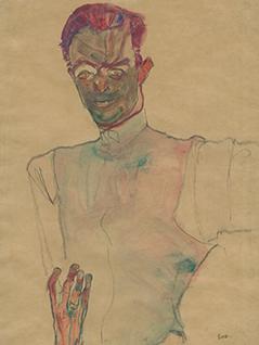 05.04.18 Egon Schiele privat Ausstellung Tulln