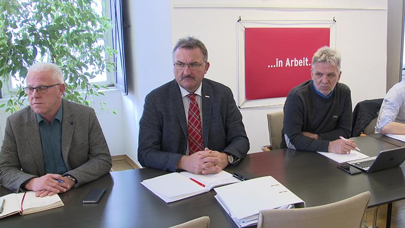Sitzung SPÖ nach Benger Rücktritt
