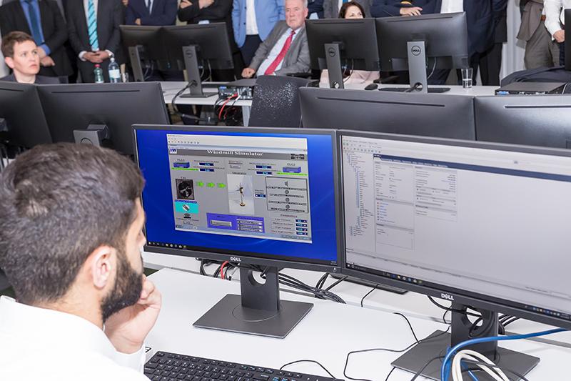 Cyber Range Training Wiener Neustadt