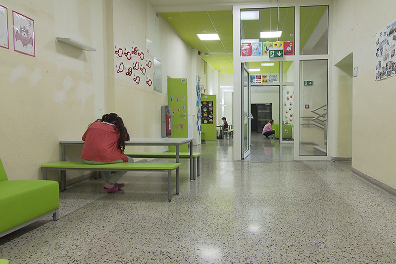 Klassenzimmer Schule Klasse