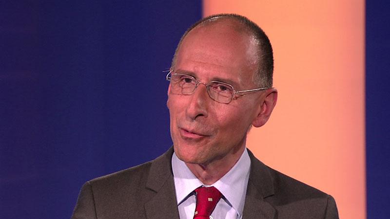 Politologe Peter Filzmaier im Salzburg heute Studio