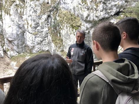 Lago di Barcis Trenino della Valcellina Führung Naturpark Dolimiti Friulane