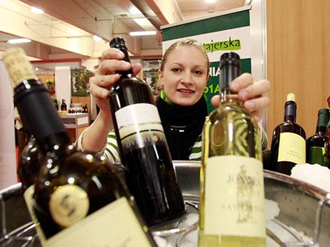 Gast Wein Messe