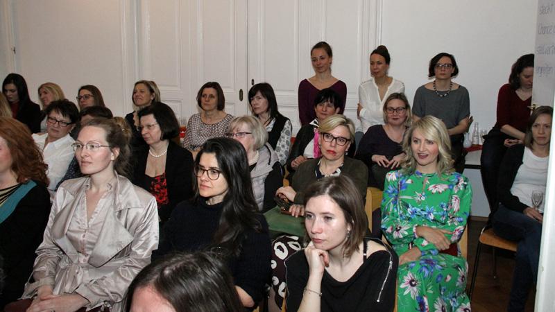 Sastanak za umrižavanje poslovnih žen Hrvatska gospodarska agencija HGA