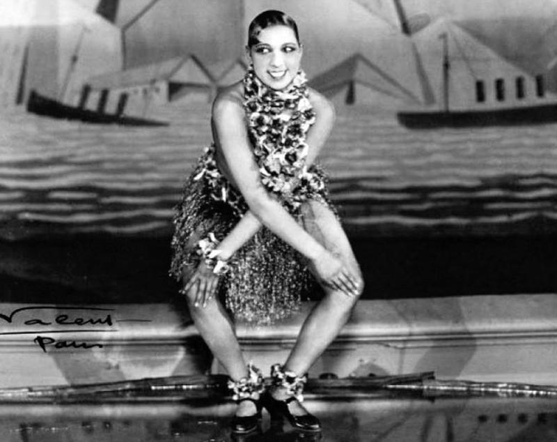 Josephine Baker, Charleston