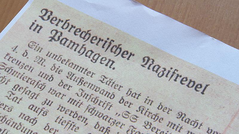 Josef Langs Artikel im Pfarrboten