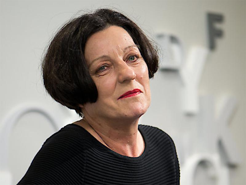 Herta Müller Literaturnobelpreisträgerin