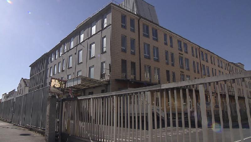 ehemaliges Nestle-Werk außen