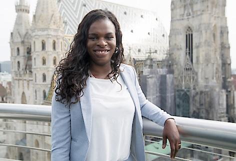 Mireille Ngosso (SPÖ) neue stellvertretende Bezirksvorsteherin in der Inneren Stadt Wien