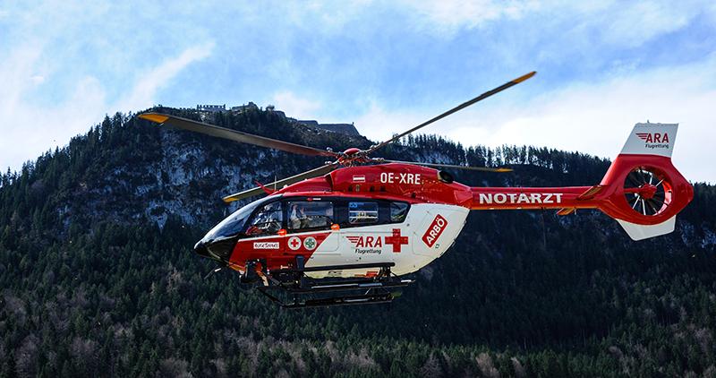 Arbö Hubschrauber