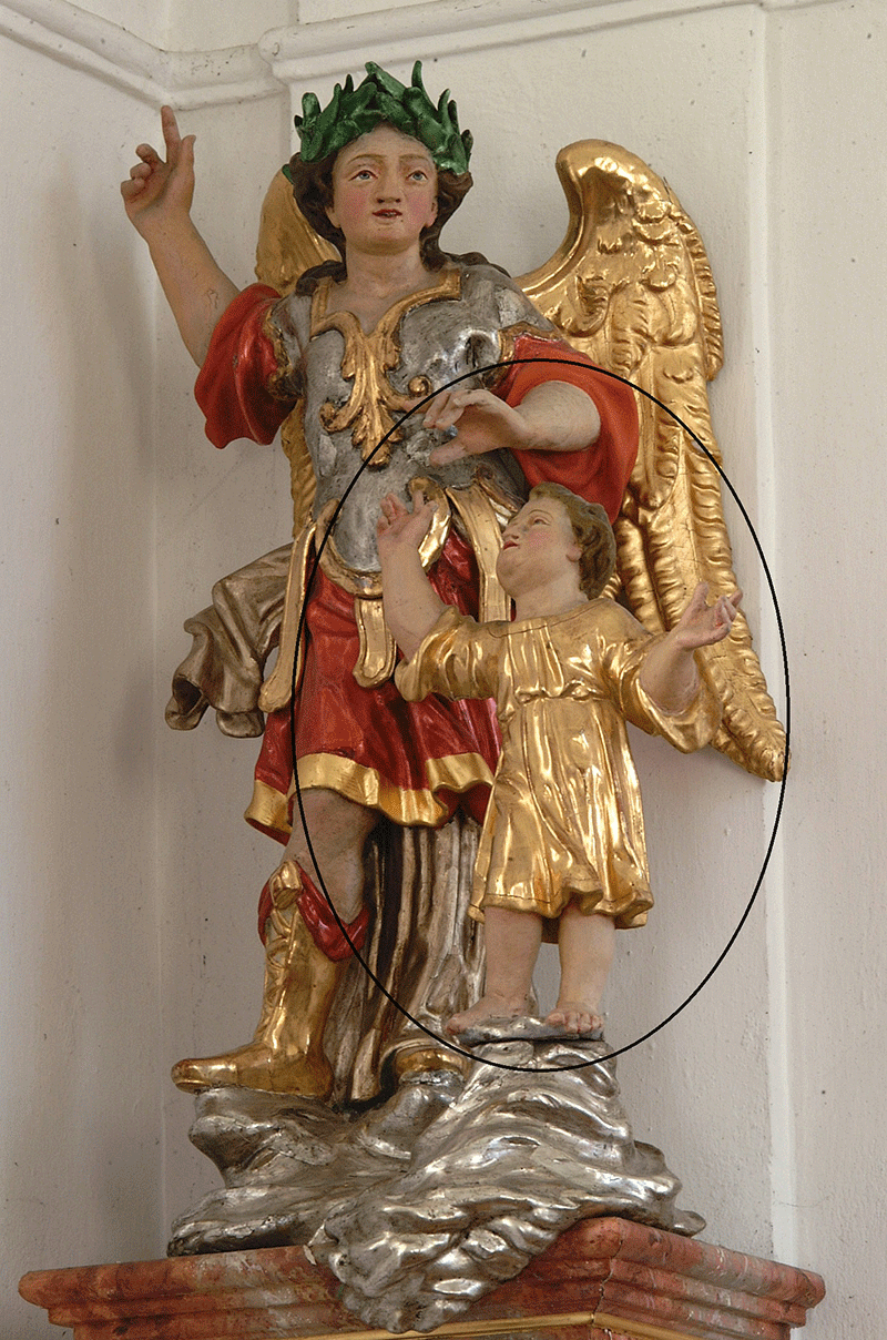 Kirchenstatuen