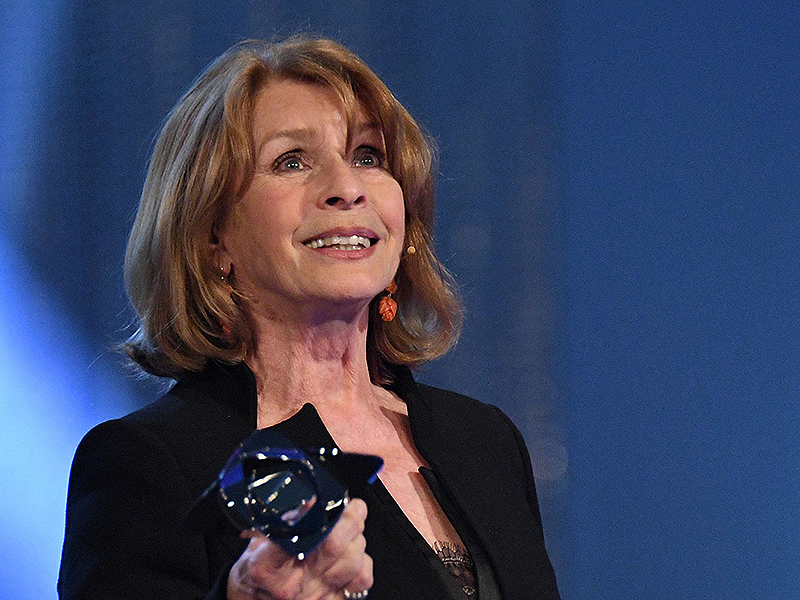 Senta Berger 2017 bei Grimme-Preis-Verleihung
