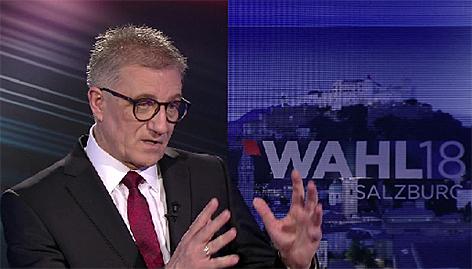 Walter Steidl SPÖ Salzburg