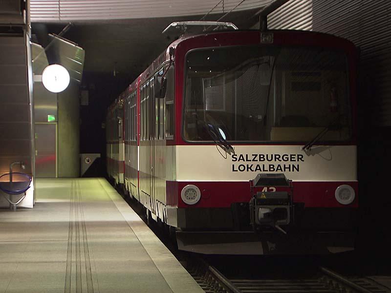 Lokalbahn Verlängerung