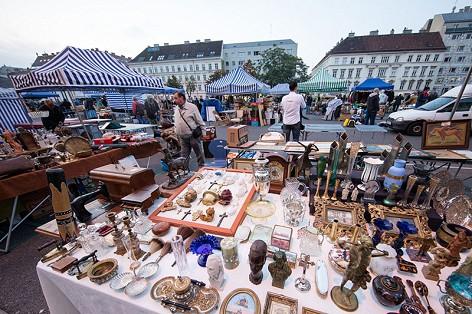 Naschmarkt-Flohmarkt