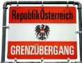 Grenzübergang Republik Österreich