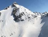Tourengeher verletzt sich bei Absturz in Zillertaler Alpen