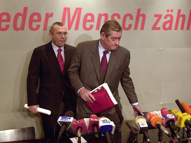 Androsch Gusenbauer