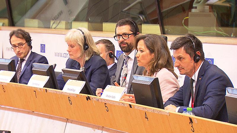 Ausschuss der Regionen Brüssl