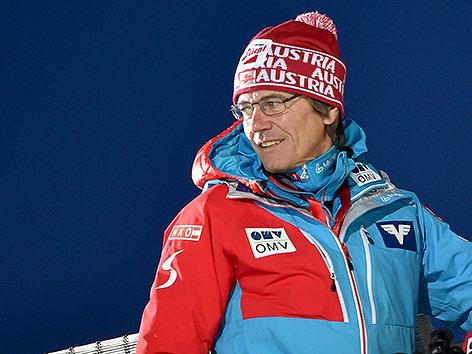 Skisprungtrainer österreich