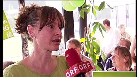 Martina Berthold, Grüne